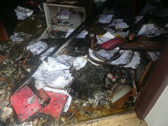documenti bruciati cittadella