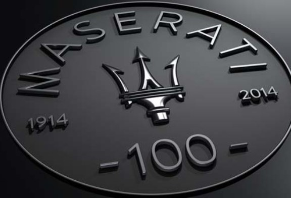 Maserati compie cento anni, tappa a Fasano
