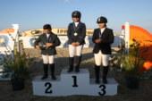 Equitazione: la piccola Sara Molfetta del Circolo Brancasi tra le azzurrine