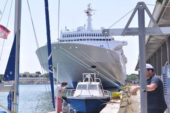 Fondi solo ai porti Core, decide tutto Bari e Taranto a Brindisi forse qualche briciola