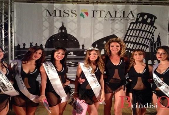 Marzia, studentessa francavillese, la prima finalista per Miss Puglia