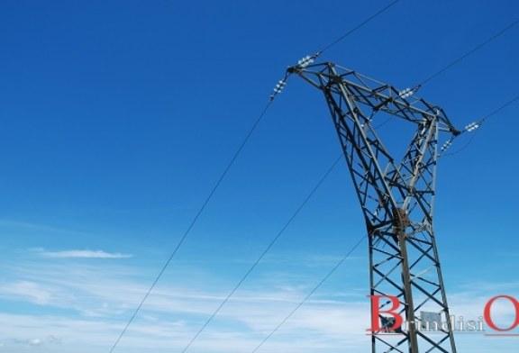 Salta una centralina di Terna, black out in tutta la città, danni nelle aziende