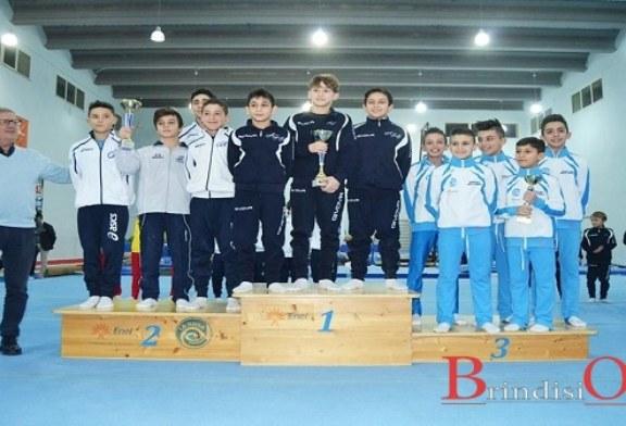 Enel Ginnastica La Rosa  conquista il terzo posto nei campionati regionali