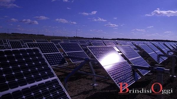 Fotovoltaico: record in Puglia