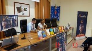 conferenza stampa il segnalibro feltrinelli brindisi