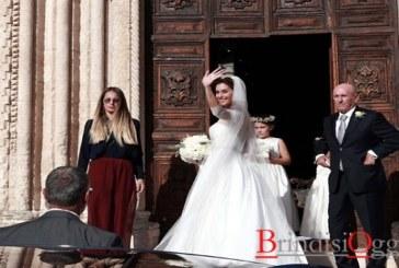 Le nozze di Flavia e Fabio, ecco tutti gli scatti
