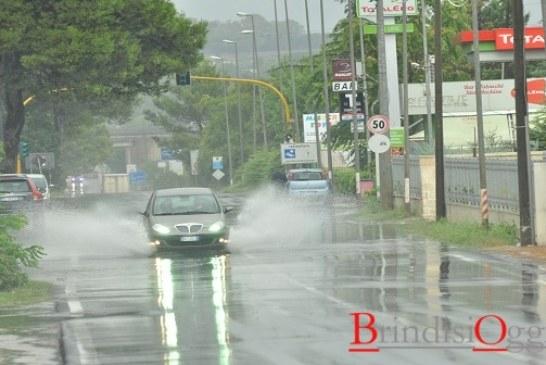 Nuova ondata di maltempo, piogge sparse da questa sera sino a martedì