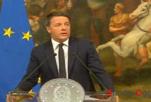 """Vince il """"no"""", Renzi si dimette: """"Ho perso io, salta la mia poltrona""""/ Il Video"""