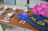 Lascia un borsone di droga nella casa dell'amica a Sant'Elia, arrestata una donna