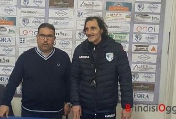 """Il Brindisi calcio inizia un nuovo corso, Nobile: """"Sono qui per la città. Brindisi merita di più"""""""