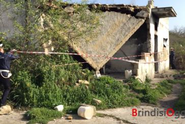 Sequestrato un casolare pericolante al Cillarese, dentro decine di immigrati/Video