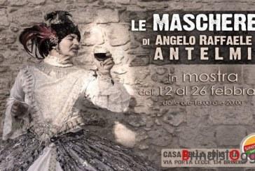 """""""Maschere e sculture"""" mostra di Angelo Antelmi"""