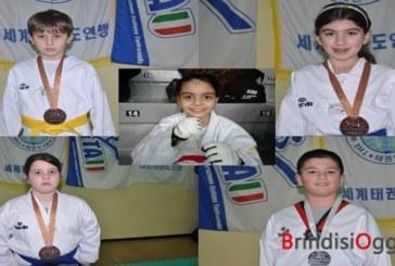 Taekwondo, campionati interregionali, ancora un successo per la Pennetta Rosa