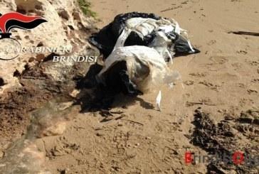 Ancora droga trovata sulla  spiaggia, sequestrati 60 chili