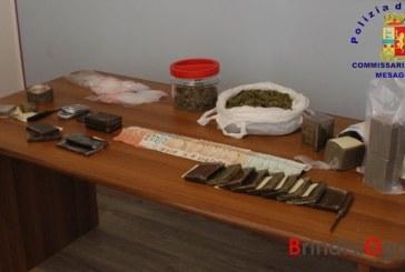 Nel centro storico di Mesagne una base logistica per confezionare la droga, arrestato in periferia un 40enne