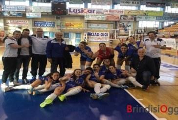 La BGM Brindisi-San Vito espugna Minturno e si avvicina ai play off
