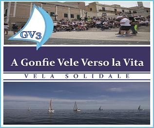 Gv3-A gonfie vele verso la vita