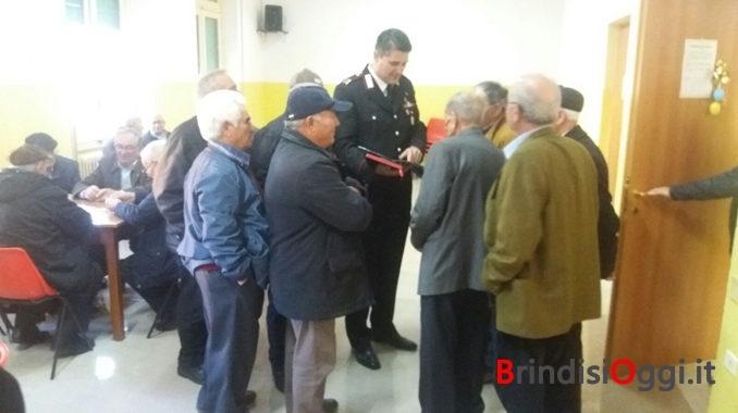 Truffe ad anziani in tutta la Campania, 8 arresti