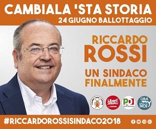 Riccardo Rossi polit