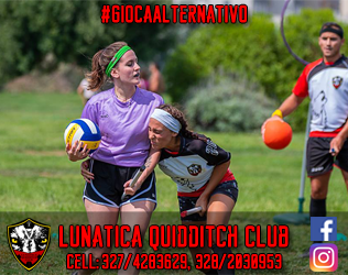 Lunatica Quidditch Brindisi