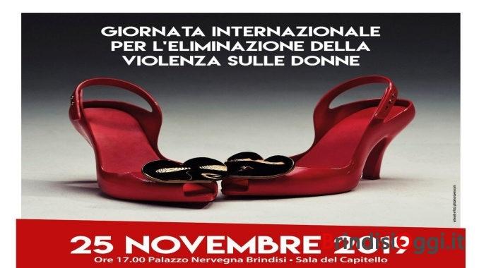 giornata internazionale contro la violenza sulle donne incontro al nervegna brindisi oggi news brindisi notizie brindisi e provincia brindisioggi it